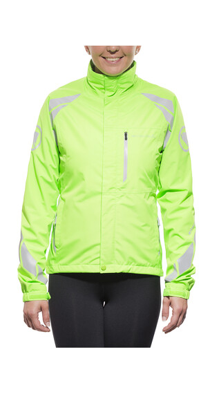 Endura Luminite DL Jacke Damen neon grün